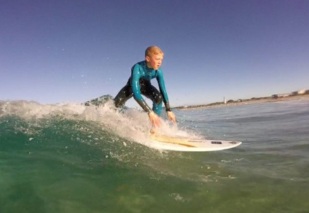 Learn to Surf Jeffreys Bay